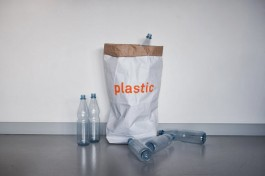 paper bag for plastic!