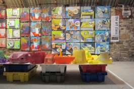 The Summer Exhibition: Plastic Sea + The Art Class