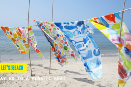 Buy our Beach Clean Sarongs!