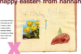 Drawing Holland when I was 6