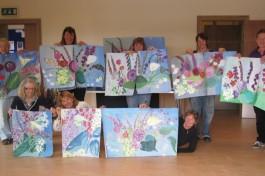 The Art Class: springmix 10