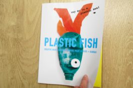 PLASTIC FISH BOOK NEW! BY TRASH HEROES