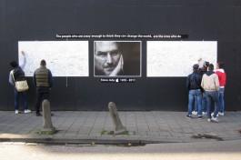 Steve Jobs : Amsterdam 7.10.11