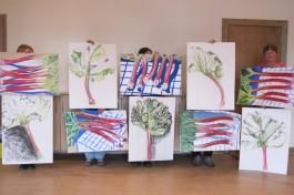 The Art Class: springmix 2