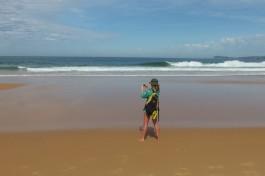 Hannah in Australia