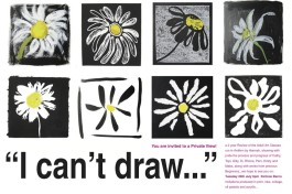 Exhibition: I CAN'T DRAW  Art for Beginners 2011
