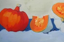 pumpkin paintings